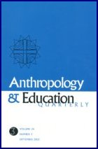 Anthro & Educ Quarterly