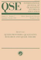 International Journal of Qualitative Studies in Education