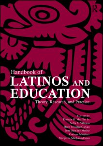cover of Handbook of Latinos and Education